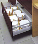 WOODEN ACCESSORIES FOR DRAWERS